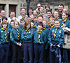 Thumbnail image for Scouts Winter Weekend Photos