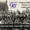 Thumbnail image for SAVE THE DATE – Family Hike and Picnic at Lyme Park 22nd May