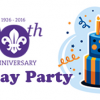 Thumbnail image for INVITATION – To our 90th Birthday Party