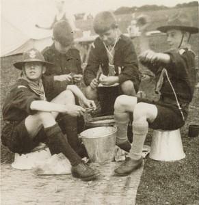 Camp_Duties_Rhyl_ August_1926
