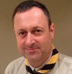 Lee Allsopp - Group Scout Leader