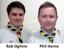 Post image for Welcome To Our New Scout Leaders