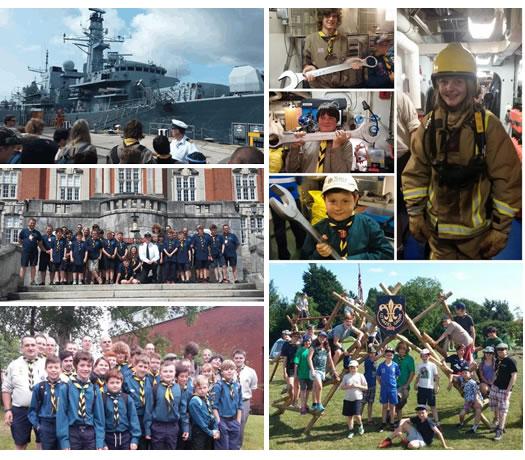 Annual Camp 2014