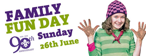 Post image for Save the Date for This Year's Family Fun Day in Cheshire