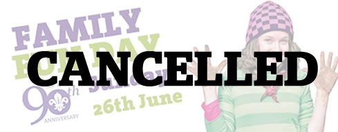 Post image for Family Fun Day 2016 – CANCELLED