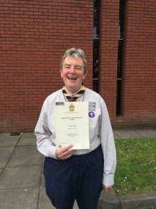 Wendy - 30 years service