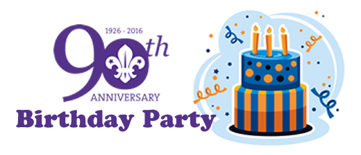 Post image for INVITATION – To our 90th Birthday Party